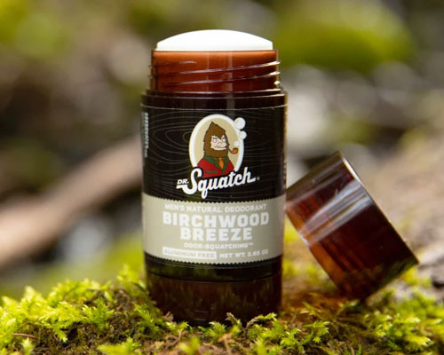 Overview of Dr. Squatch Soap Co.